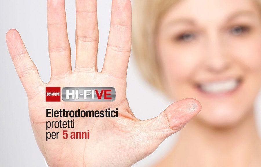 Scavolini Hi Five Elettrodomestici Protetti Per 5 Anni