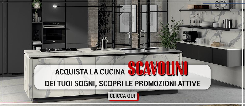 Promozione Cucine Scavolini