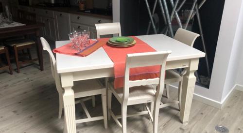 Tavolo e Sedie Scavolini Grand Relais