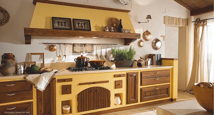 Cucine in muratura: 5 idee da cui trarre ispirazione